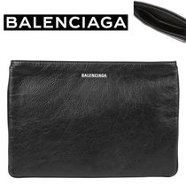 BALENCIAGA正規品/EMS発送/送料込み Vintage Leather clutch bag
