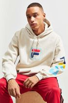 Urban Outfitters ×FILAコラボ フーディ♪