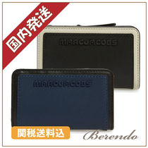 国内発送◆Marc Jacobs Sport Compact Leather Wallet 財布
