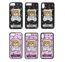 【関税込】新作■MOSCHINO■Astronaut Teddy iPhone ケース