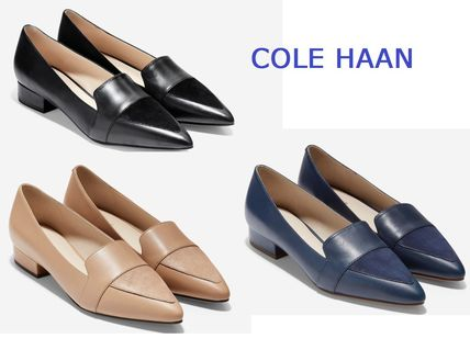 b2a00a3b3af Cole Haan パンプス セール! Cole Haan Marlee Skimmer   Leather ...