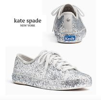★keds x kate spade new york all-over glitter★スニーカー★