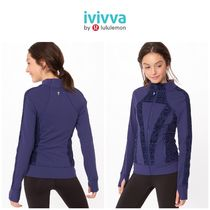 <ivivva>Perfect Your Practice Jacket  ブルーベリー
