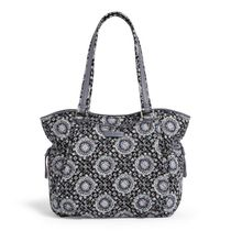 Iconic Glenna Satchel in Charcoal Medallion  / 日本未入荷!