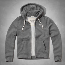 AUSABLE RIVER HOODIE  HEATHER GREY