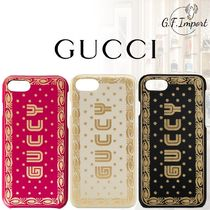 【VIP SALE!!】GUCCI☆GUCCY iPhone7/8 / プラスも対応