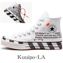 Converse Chuck Taylor All-Star 70s Hi Off-White オフホワイト