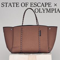 STATE OF ESCAPE☆OLYMPIA☆コラボトートバッグ