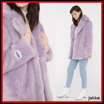 関税送料込☆jakke☆HEATHER Plain Lilac