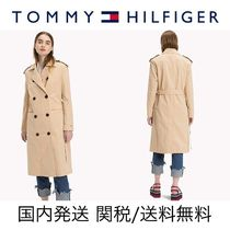 【Tommy  Jeans】大人気!!★モダン×トレンチコート★