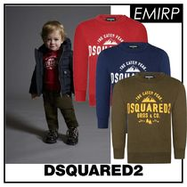 18AW☆D SQUARED2★BABYBOYS★ロゴプリントスウェット