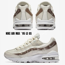 NIKE★AIR MAX 95 LE GS PHANTOM/METALLIC RED BRONZE 22.5~25cm