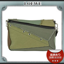 19AW/送料込≪LOEWE≫ PUZZLE XL カラーブロック バッグ