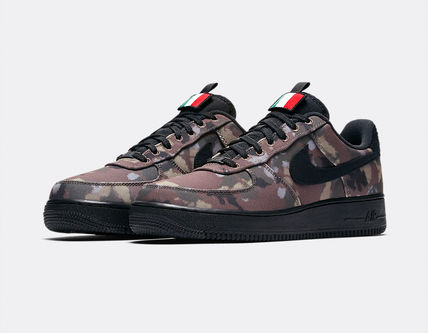 hot sale online 92d2e 94be0 Nike スニーカー NIKE AIR FORCE 1 Italia Country Camo イタリアパック ...