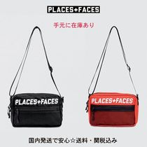 【PLACES + FACES】ショルダーバッグ (関税送料無料)