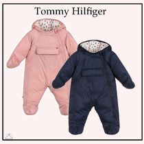 Tommy Hilfiger☆BABY スノーシューズ pink/Navyblue 0-12M
