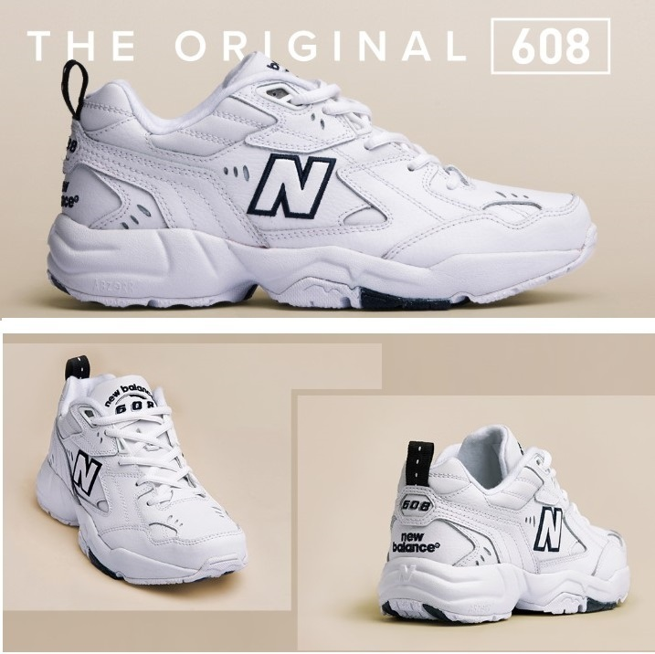 afef76db New Balance 608 Low-Top Sneakers