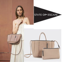 State of Escape2Wayトート&ショルダーPETITE新色トープTAUPE