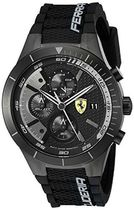 フェラーリ Ferrari Men's 0830262 REDREV EVO Analog Display J