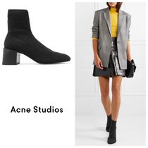 国内発送ACNE STUDIOS  Ribbed-knit sock boots