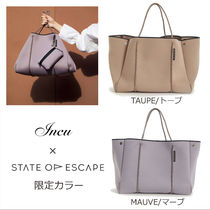 ◆STATE OF ESCAPE◆エスケープトート◆限定色トープ&マーブ◆