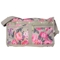 ●LeSportsac DELUXE SHOULDER 7519 E143 NIGHT BLOOMS●