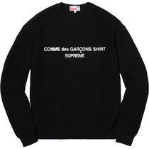 すぐ届く Week4!SUPREME18 Comme des Garcons Cotton Sweater