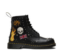 Dr. Martens Combs II 8ホール レースアップブーツ 送料関税込み
