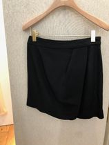 18AW【Bonpoint Paris】Jiva スカート 34~42 (noir)