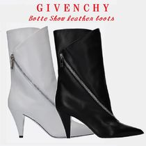 【Givenchy】Botte Show leather boots☆完売必至