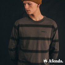 AFENDS(アフェンズ) Tシャツ・カットソー ☆AFENDS☆Destination NoneロングTシャツ
