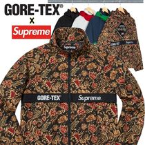 Supreme GORE-TEX Court Jacket AW 18 WEEK 8 GORETEX