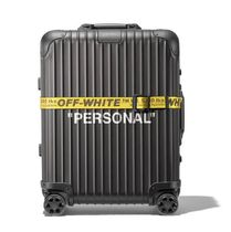 Off-White Rimowa リモワ Personal Belongings Case  スーツ