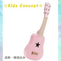 【Kids Concept】キッズコンセプト ギター ピンク