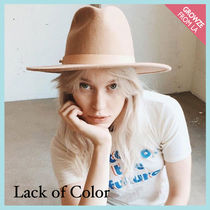 【Lack of Color】ユニセックス ウールハット The Frey