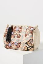 Anthropologie(アンソロポロジー) メイクポーチ 【Anthropologie】新作!Floral Embroideredコスメポーチ