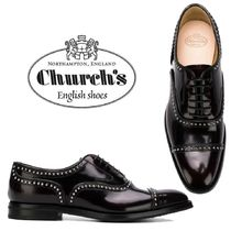 【18AW】大注目★CHURCH'S★lace-up brogues