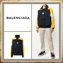 ★★BALENCIAGA 《 80S COLOUR BLOCK ANORAK 》 送料込み★★