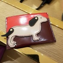 2018AW♪ Tory Burch ★ DACHSHUND SLIM CARD CASE