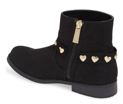 Michael Kors キッズブーツ ★大人もOK★2色展開★Emma Melo Studded Faux Leather Bootie(2)