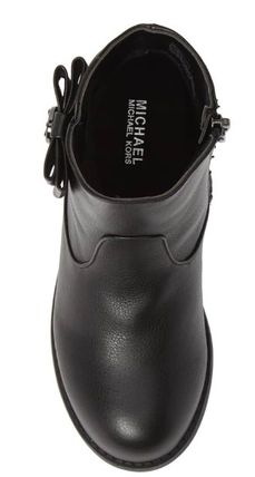 Michael Kors キッズブーツ ★大人もOK★2色展開★Emma Flow Faux Leather Bootie(3)