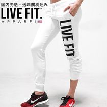 Live Fit(リブフィット) パンツ 国発・送関税込☆LIVE FIT☆Original Womens Jogger Sweat Pants