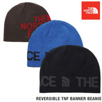 THE NORTH FACE★REVERSIBLE TNF BANNER BEANIE 3カラー