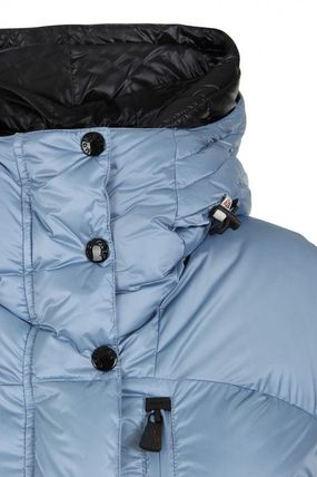 MONCLER ダウンジャケット・コート 19AW★送料込【Moncler】Limides ファーカフス ダウンジャケット(5)