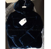 """18/19AW☆MONCLER""""CAILLE""""ベルベットダウン12/14A【関税込】"""