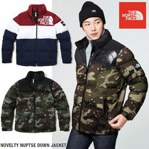 THE NORTH FACE★ NOVELTY NUPTSE DOWN JACKET 2カラー