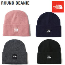 THE NORTH FACE★ROUND BEANIE 4カラー