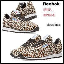 レオパード Reebok x Head Porter Classic Leather リーボック
