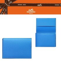 【HERMES 直営店】Porte-cartes Guernesey 3CC カードケース