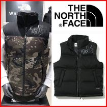 THE NORTH FACE_NOVELTY NUPTSE DOWN VEST☆正規品・安全発送